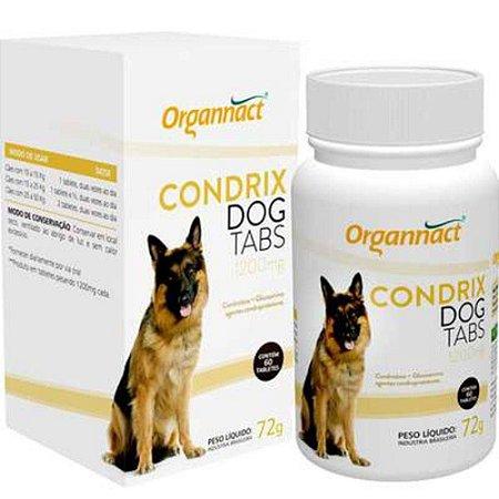 Condrix Dog Tabs 1200Mg 72Gr