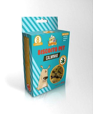 Biscoito Calmante Funcional para Cães