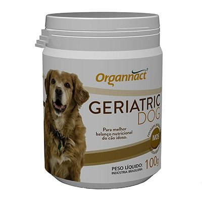 Geriatric Dog Organnact 100GR