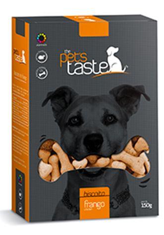 BISCOITO DE FRANGO THE PETS TASTE 150 G