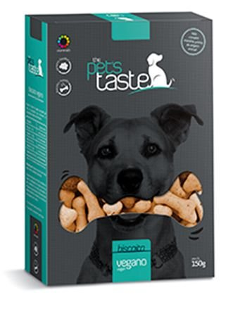Biscoito Vegano para Cães The Pets Taste
