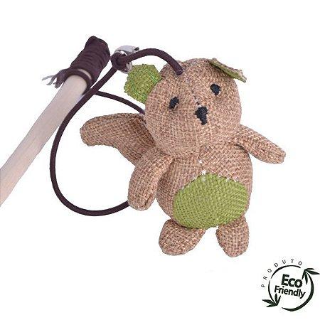 Brinquedo para Gato Vareta de Urso