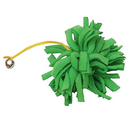 Brinquedo para Gato Pompom Verde