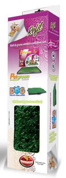 REFIL GRAMA PET GREEN FURACAOPET