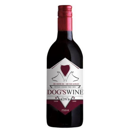 DOGS WINE PETISCO LIQUIDO P/ CAES 250ML