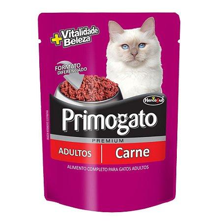 SACHE PREMIUM PRIMOGATO CARNE 85GR