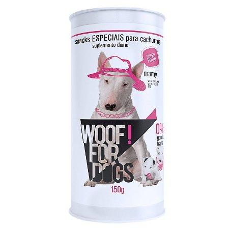 WOOF FOR DOGS MAMY 150 G