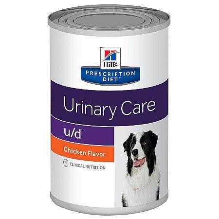 Dieta para Cachorro Cuidado Urinário Úmido
