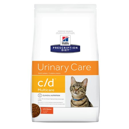 Prescription Diet™c/d™ Multicare Felino – Cuidado Urinário – Seco