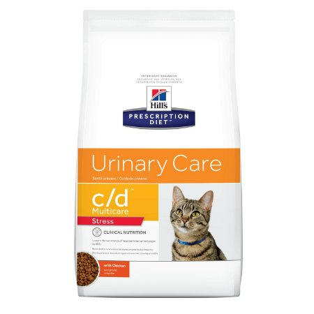 Prescription Diet c/d™ Multicare Stress Felino – Cuidado Urinário – Seco 2,8kg