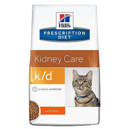 Prescription Diet™ k/d™ Felino Cuidado Renal – Seco - 1.8kg