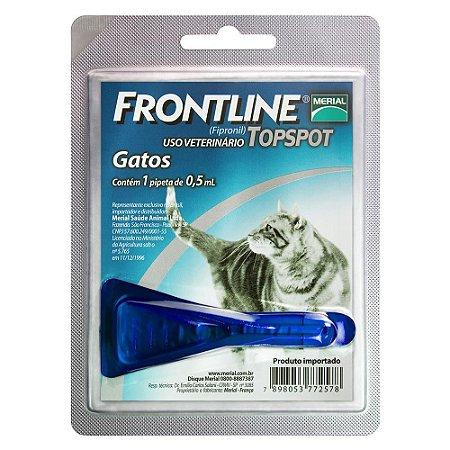 FRONTLINE TOP SPOT para Gato