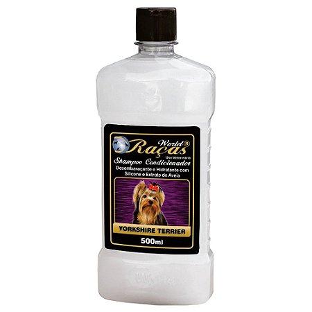 Shampoo e Condicionador para Yorkshire Terrier