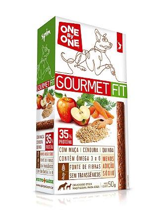 Stick GOURMET FIT Spin Pet - 50g - Maca + Cenoura + Quinoa
