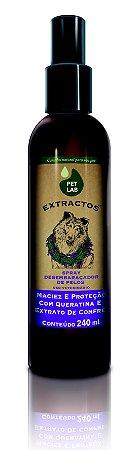 PetLab Spray Desembaraçador para Cães Confrei