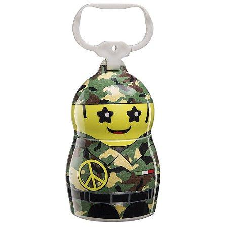 Porta Soldado Saco Plásticos Pet