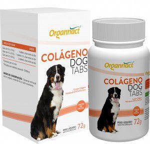 Colágeno Dog Tabs 72gr