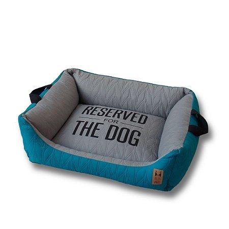 Cama Matelassê  Beds For Pets Azul Tamanho  P