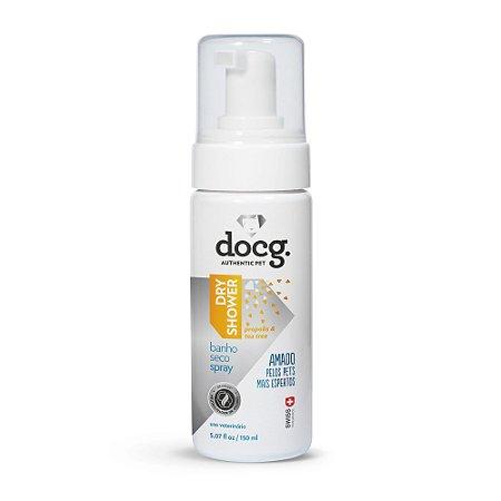 Banho Seco Pet Spray Dry Shower