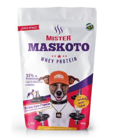Mister Maskoto - Whey Protein