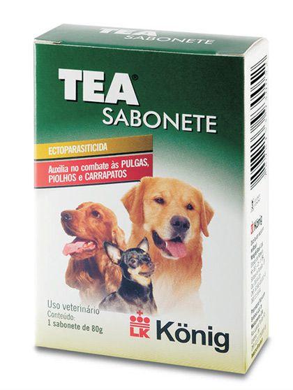 TEA SABONETE 80 GR