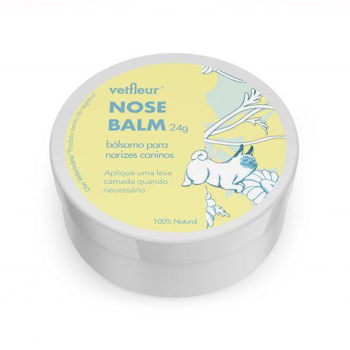 Bálsamo Nose Balm 24g Vetfleur Aromaterapia