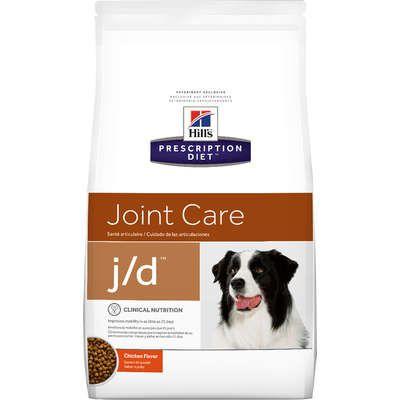 Ração Hills Canine Prescription J/D Cuidados Articulares 3.8kg