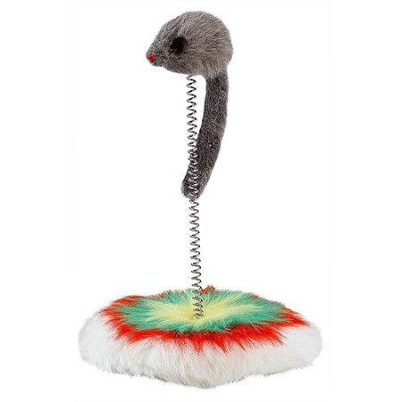 Brinquedo Rato com vibração Para Gatos - Ferplast