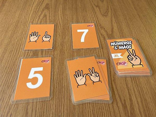 Números e Mãos Vol. 2