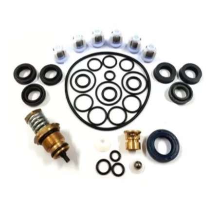 Kit Reparo Mini Antiga + Reg. Press + Retentor + Assento Bps
