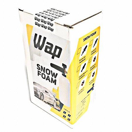 Snow Foam 15x22 Wap Bravo
