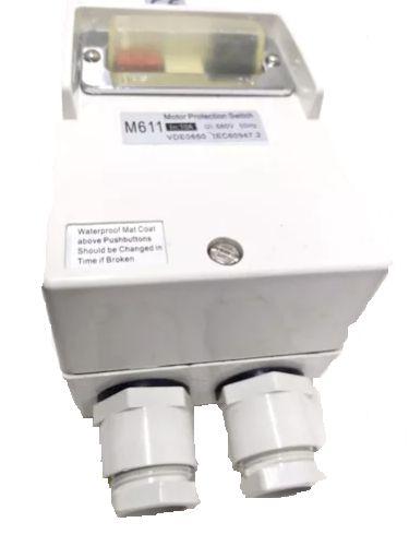 Kit Disjuntor Motor 20a-660v Com Caixa - (wap L-profi 2500)