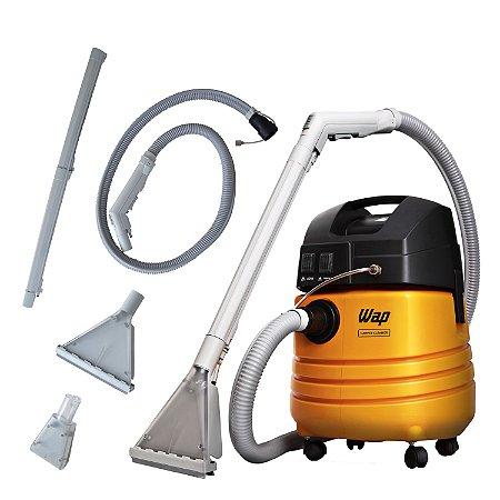 Extratora Profissional Wap Carpet Cleaner + Limpa Carpet 5l