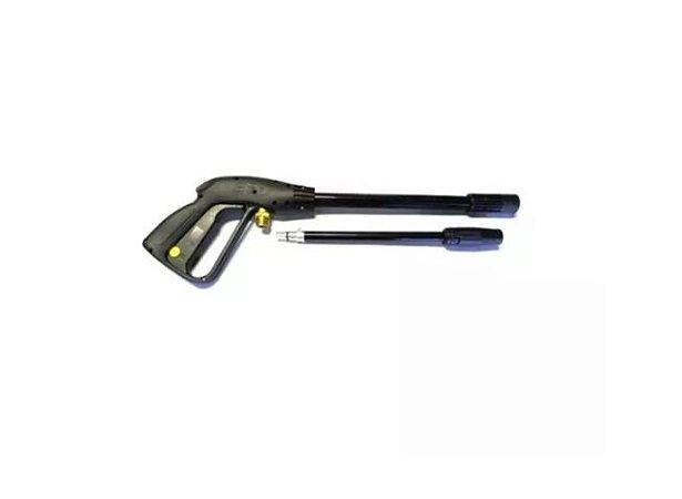 Kit Pistola + Baioneta + Lança E 5m Mangueira Wap Bravo