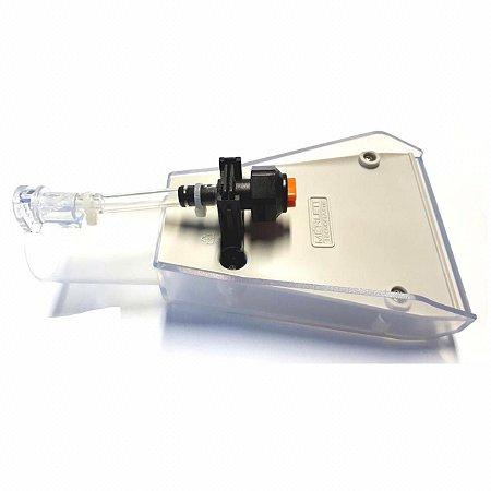 Kit bocal pequeno + Bomba Extratora Wap Carpet Cleaner