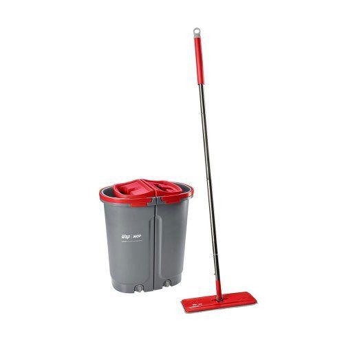 Mop LS2 + Limpa Carpet 5L + Intercap Concentrado 20L + Shampoo 20L + Bico Canto
