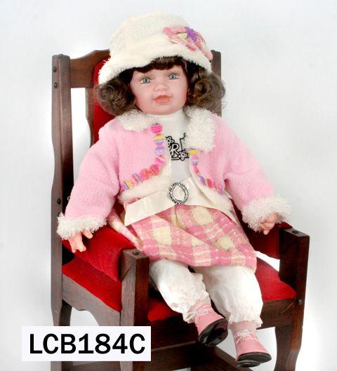Boneca Importada Little Children 184C menina
