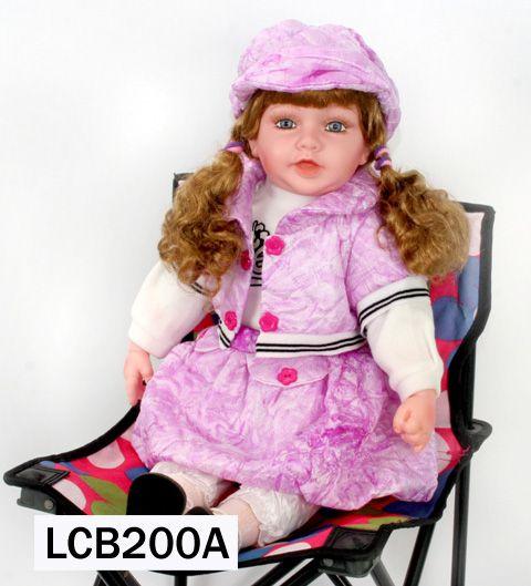 Boneca Importada Little Children 200A menina