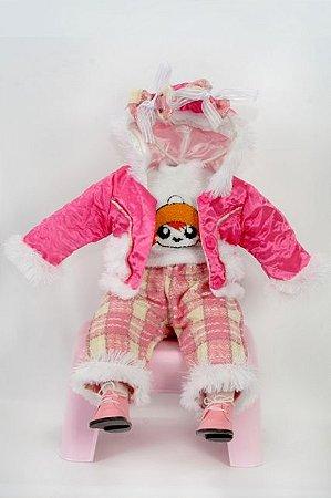 Roupinha Boneca Little Children 176B menina