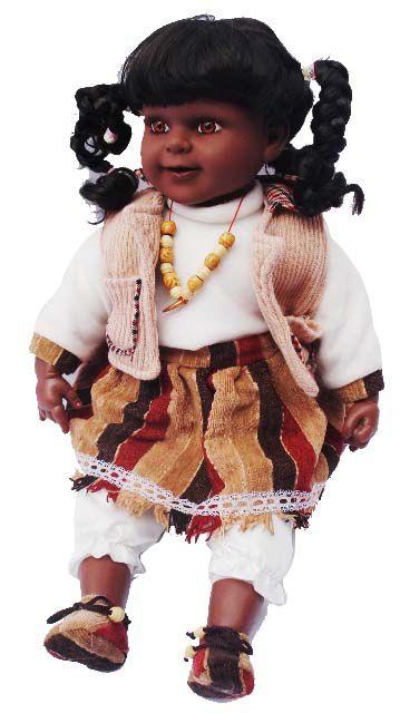 Boneca Importada Little Children 044 menina