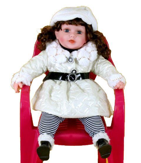 Boneca Importada Little Children PREMIUM 111 menina