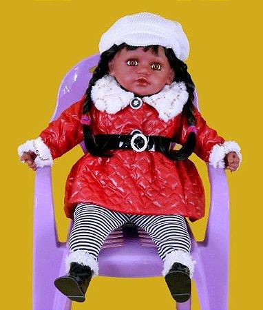 Boneca Importada Little Children PREMIUM 443 menina