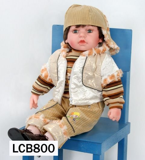 Boneca Importada Little Children 800 GRÁTIS KIT ROUPINHAS
