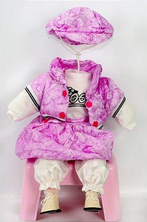 Roupinha de Boneca Little Children 200A