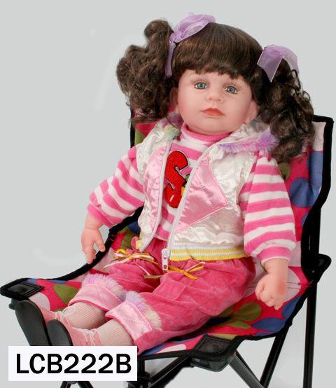 Boneca Importada Little Children 222B menina