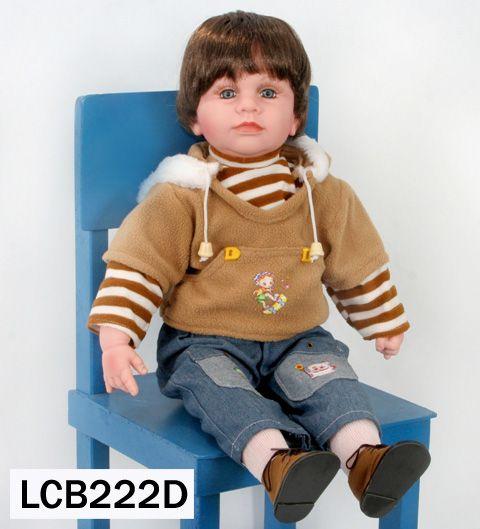 Boneca Importada Little Children 222D menino