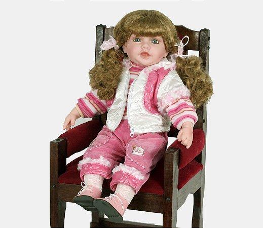 Boneca Importada Little Children 200N menina