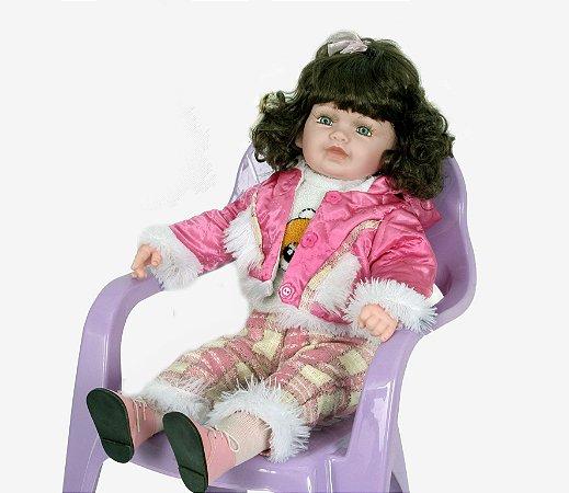 Boneca Importada Little Children 184S  menina