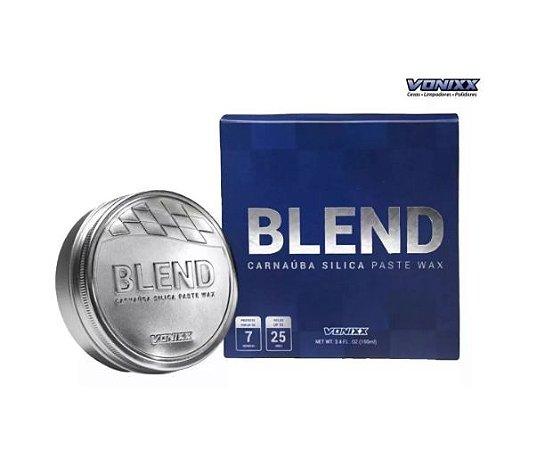 Blend Carnauba Silica Paste Wax 100g - Vonixx