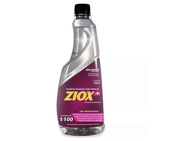 Ziox Shampoo Funcional 700ml - Alcance Profisssional